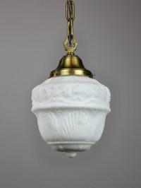 Acorn Pendant Light Fixture