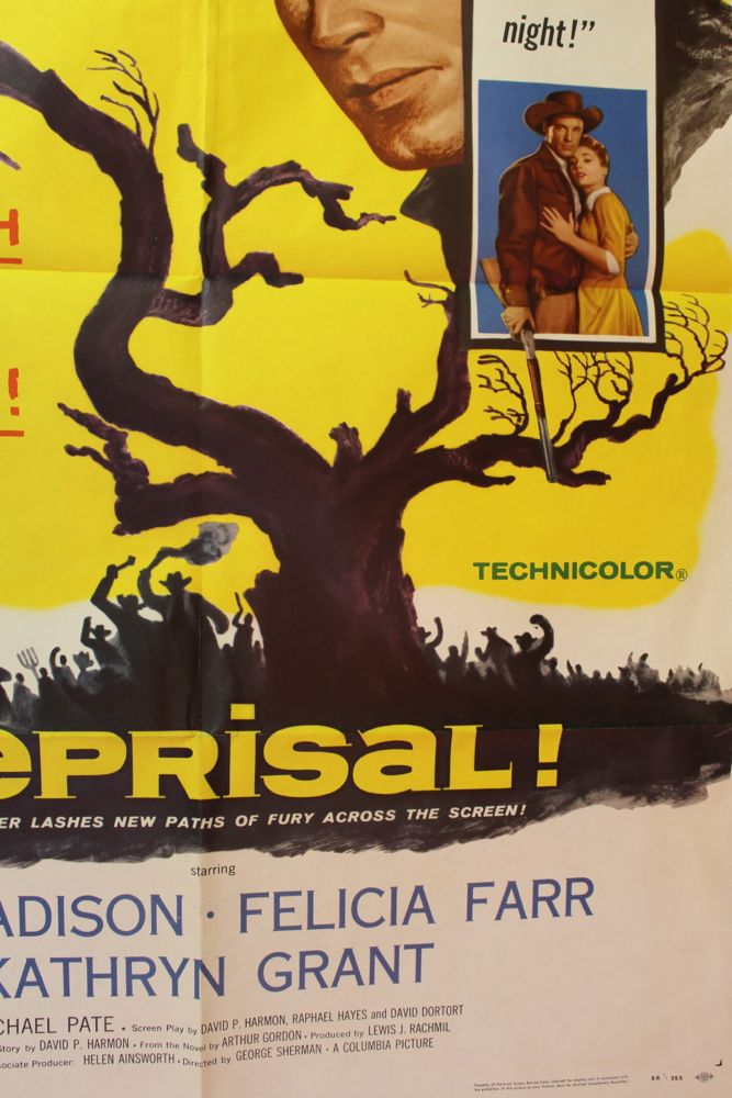 Reprisal Movie Poster  Set of Lobby Cards