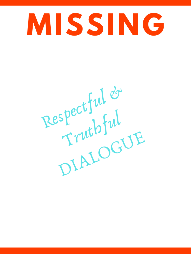 Missing_Respectful Dialogue_Renew In Knowledge