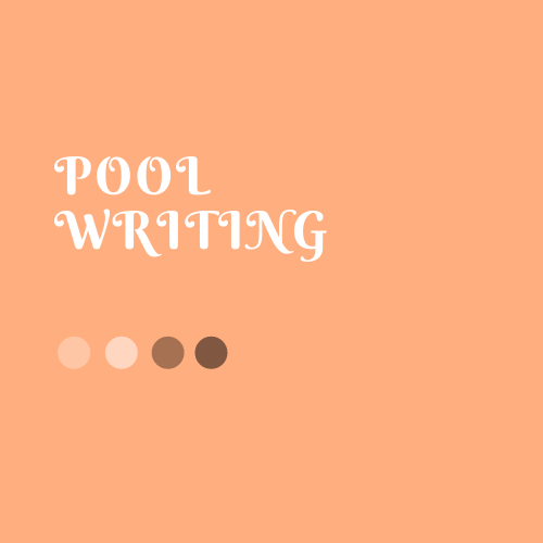 Logo-Pool writing