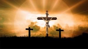 Jesus, cross, died, sins