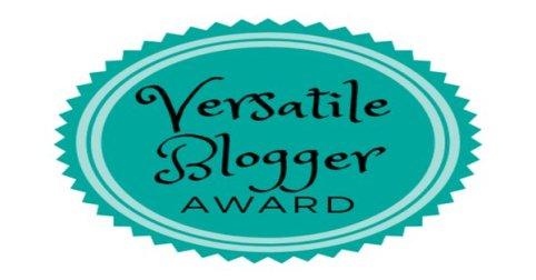 The Versatile Blogger Award, Renew Inspiration,
