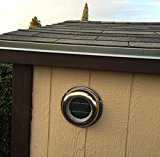 best solar powered exhaust fan for