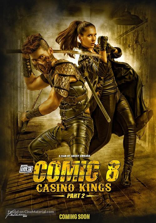 Download Comic 8 Part 2 (2016) WEB-DL Full Movie - FilmApik21.Net