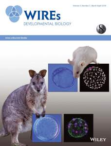 Frankenberg_et_al-2016-Wiley_Interdisciplinary_Reviews__Developmental_Biology-Cover
