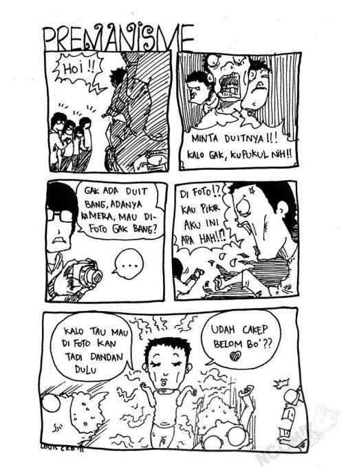 Komik GiLaa  Batu Akik Agate