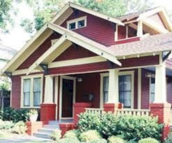 Best Exterior House Paint Color Combinations 14