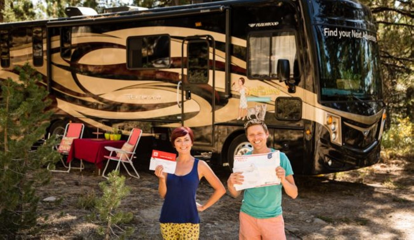 Best RV Full Time For As A Family 39