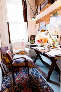 Bohemian Home Office Decor To Inspiration 21