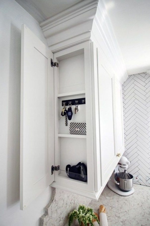Clever Hidden Storage Solutions Ideas That Inspirer 06