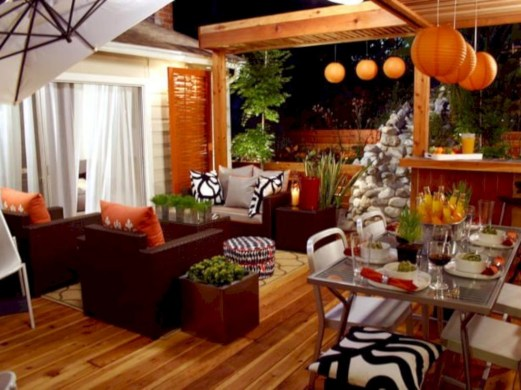 Color For Outdoor Space 26
