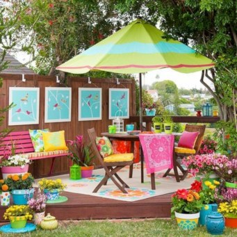 Color For Outdoor Space 31