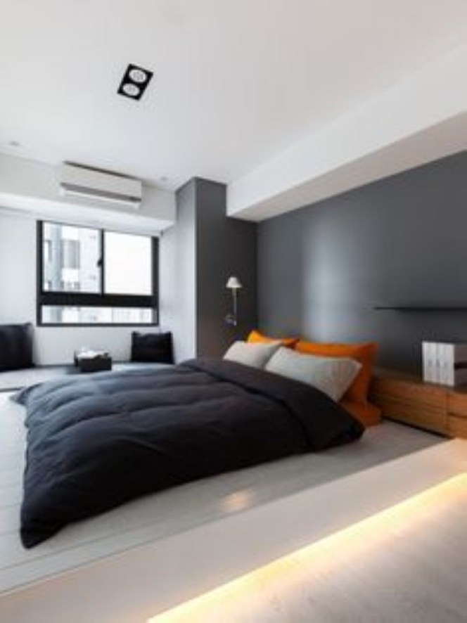Cozy Bedroom Ideas For Your Tiny Apartment 18