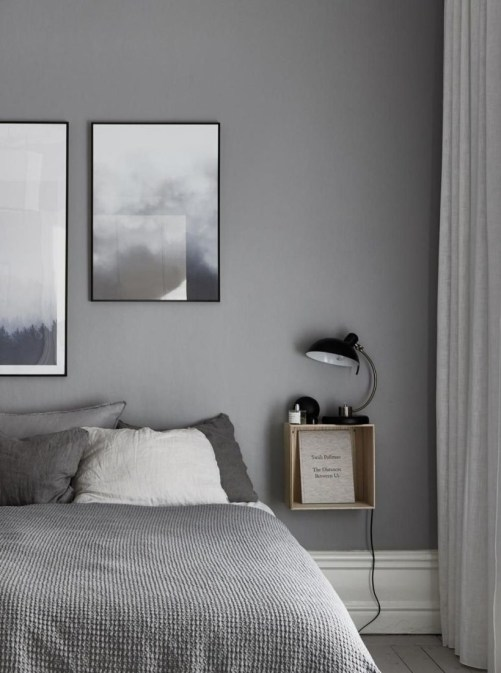 Cozy Bedroom Ideas For Your Tiny Apartment 22