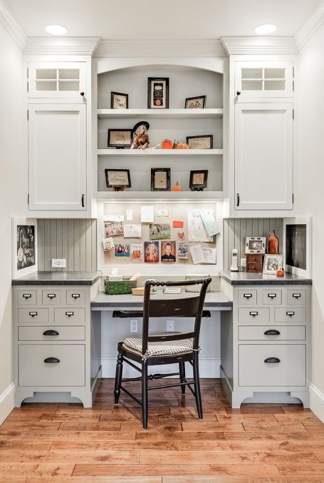Craft Room Storage Projects For Your Home Office 15