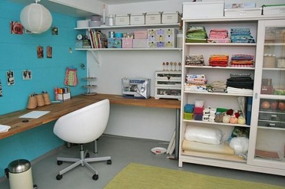Craft Room Storage Projects For Your Home Office 18