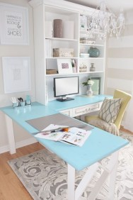 Craft Room Storage Projects For Your Home Office 21