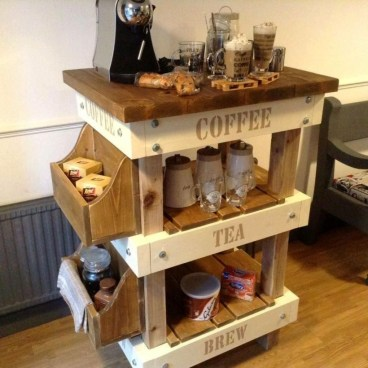 Easy DIY Ideas For Old Pallet Wood 42