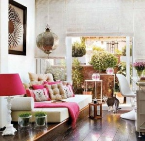 Eclectic Home Design Style Characteristics To Inspire 28