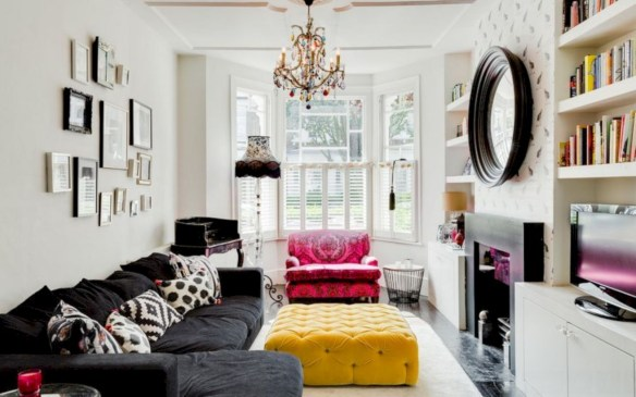 Eclectic Home Design Style Characteristics To Inspire 29
