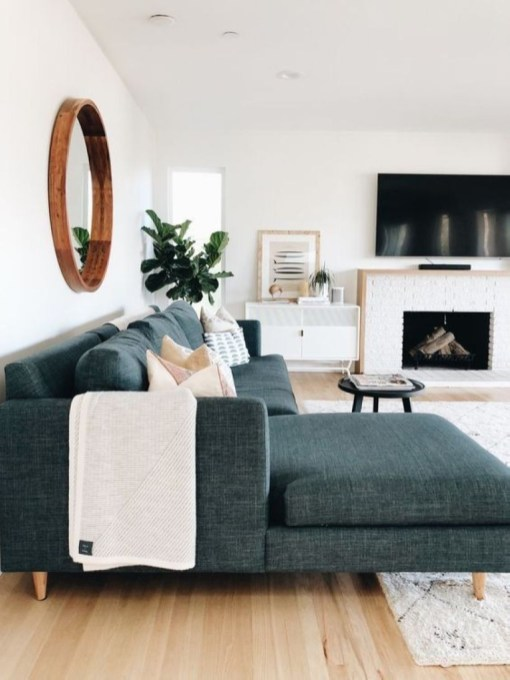 Neat And Cozy Living Room Ideas For Small Apartment 09