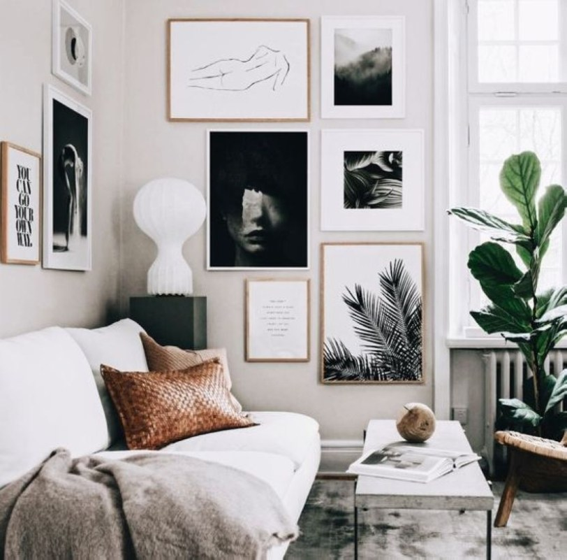 Neat And Cozy Living Room Ideas For Small Apartment 14
