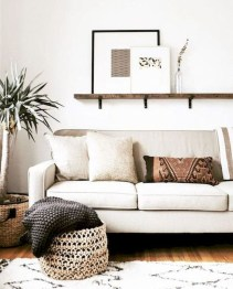 Neat And Cozy Living Room Ideas For Small Apartment 20
