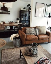 Neat And Cozy Living Room Ideas For Small Apartment 21