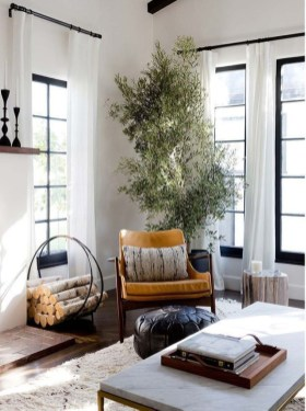 Neat And Cozy Living Room Ideas For Small Apartment 33