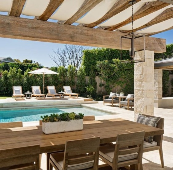 Pergola Ideas To Keep Cool This Summer 05