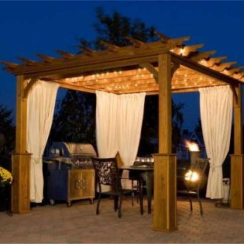 Pergola Ideas To Keep Cool This Summer 24