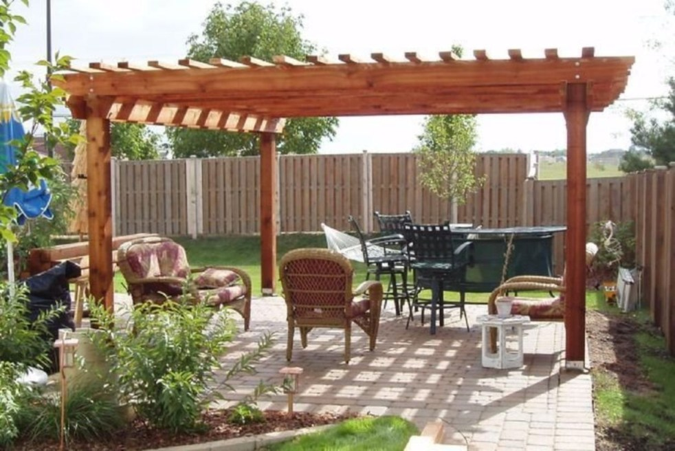 Pergola Ideas To Keep Cool This Summer 34