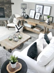 Rustic Modern Living Room Ideas 02