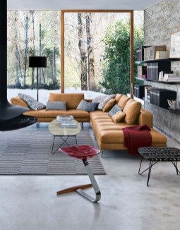 Rustic Modern Living Room Ideas 41