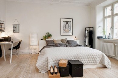 Scandinavian Bedroom Ideas That Are Modern And Stylish 09