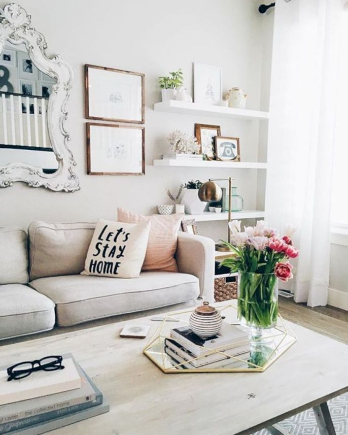 Small Apartment Decorating Ideas On a Budget 16