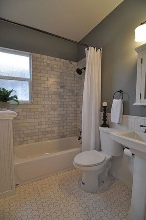 Small Bathroom Makeovers That Give Us Hope 11