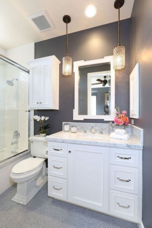 Small Bathroom Makeovers That Give Us Hope 12