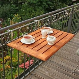 Unique Space Saving Accessories For Your Balcony05