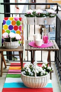 Unique Space Saving Accessories For Your Balcony23