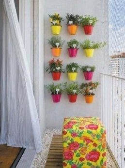 Unique Space Saving Accessories For Your Balcony25
