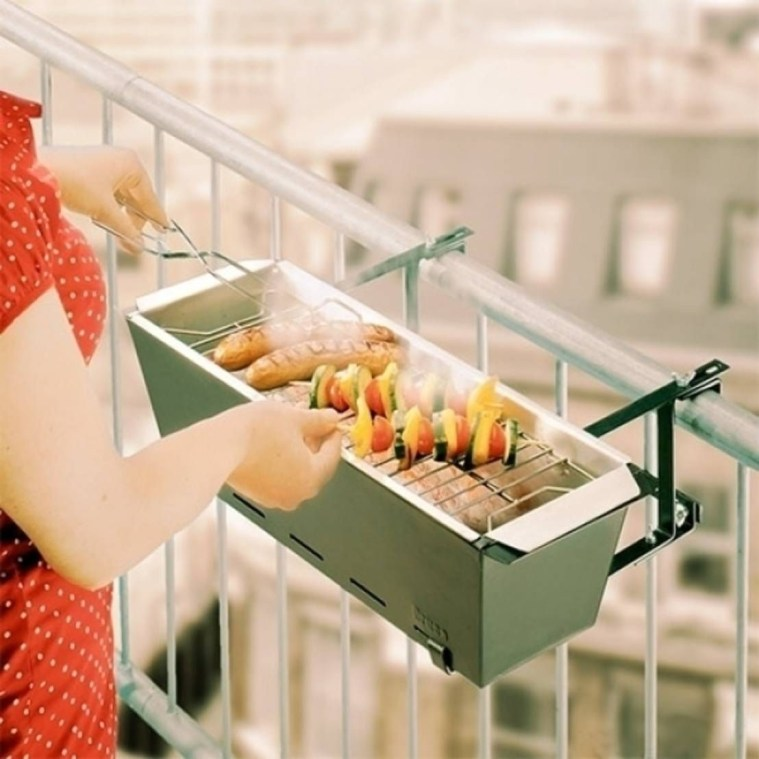 Unique Space Saving Accessories For Your Balcony26