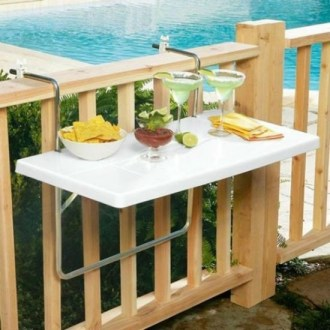 Unique Space Saving Accessories For Your Balcony27
