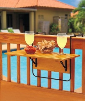 Unique Space Saving Accessories For Your Balcony32
