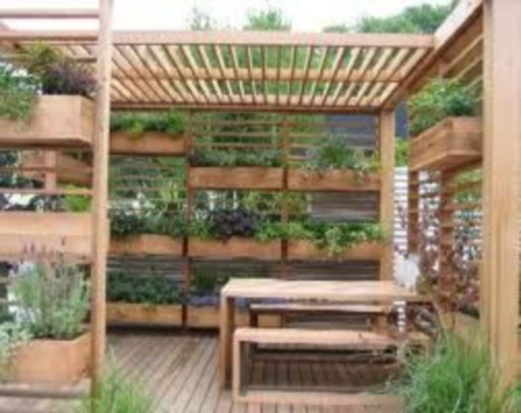 Vertical Vegetable Garden Ideas To Inspire You 29