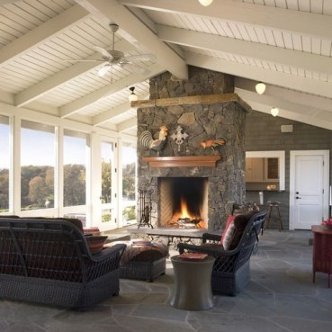 Ways To Create A Relaxing Porch For Big Family 10