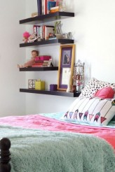 Check And Try Wall Decor In Your Daughter Bedroom 01