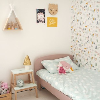 Check And Try Wall Decor In Your Daughter Bedroom 12