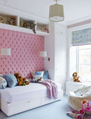 Check And Try Wall Decor In Your Daughter Bedroom 34