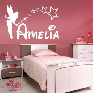 Check And Try Wall Decor In Your Daughter Bedroom 42